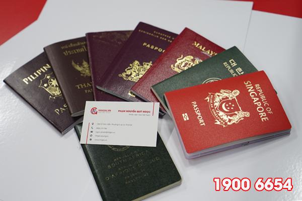 Dịch vụ xin visa Hàn Quốc trọn gói