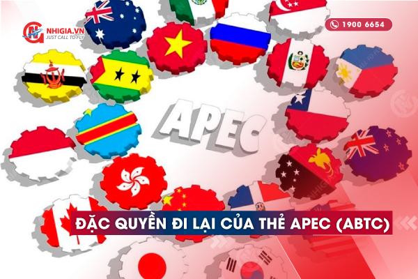Đặc quyền đi lại của thẻ APEC