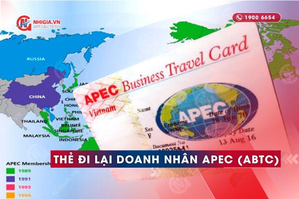 Thẻ đi lại doanh nhân APEC (ABTC)